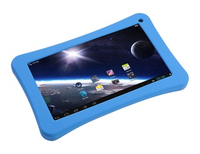 "Salora PBC7201BL 7"" Cover Blu custodia per tablet"