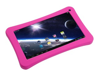 "Salora PBC7201MA 7"" Cover Magenta custodia per tablet"