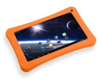 "Salora PBC7201OR 7"" Cover Arancione custodia per tablet"