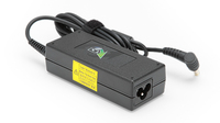 Acer 65W-19V Notebook Adapter - EU power cord Interno 65W Nero adattatore e invertitore