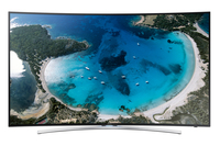"Samsung UE48H8000ST 48"" Full HD Compatibilità 3D Smart TV Wi-Fi Nero, Argento LED TV"