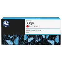 HP 773B 775-ml Chromatic red Designjet Ink Cartridge testina stampante