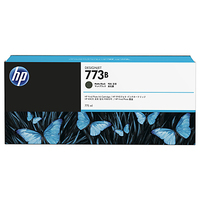 HP 773B 775-ml Matte Black Designjet Ink Cartridge testina stampante