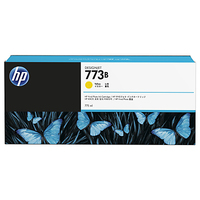 HP 773B 775-ml Yellow Designjet Ink Cartridge testina stampante
