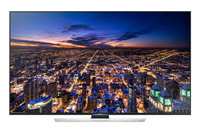 "Samsung UE48HU7500 48"" 4K Ultra HD Compatibilità 3D Smart TV Wi-Fi Nero, Bianco LED TV"