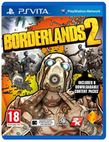 Sony Borderlands 2 Basic PlayStation Vita videogioco