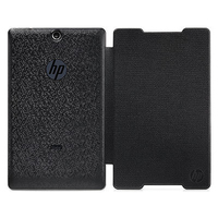 "HP G8B67AA#ABB 7"" Custodia a libro Nero custodia per tablet"