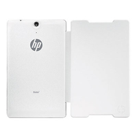 "HP G8B68AA#ABB 7"" Custodia a libro Bianco custodia per tablet"