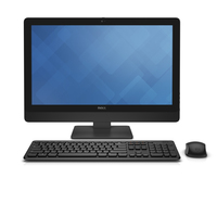 "DELL Inspiron 23 3.4GHz i3-4130 23"" 1920 x 1080Pixel Touch screen Nero PC All-in-one"