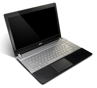 "Acer Aspire V3-111P-C7WC 2.16GHz N2830 11.6"" 1366 x 768Pixel Touch screen Nero, Argento Computer portatile"