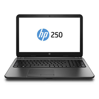 "HP 250 G3 1.8GHz i3-3217U 15.6"" 1366 x 768Pixel Touch screen Nero, Argento Computer portatile"