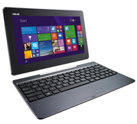 "ASUS Transformer Book T100TA-C1-RD(S) 1.46GHz Z3775 10.1"" 1366 x 768Pixel Touch screen Rosso Ibrido (2 in 1) notebook/portatile"