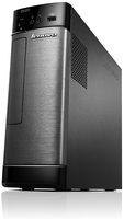 Lenovo Essential H515s 1.5GHz E1-2500 Mini Tower Nero, Argento PC