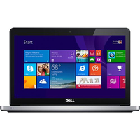 "DELL Inspiron I7537T-1121SLV 1.6GHz i5-4200U 15.6"" 1366 x 768Pixel Touch screen Argento Computer portatile notebook/portatile"