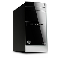 HP Pavilion 500-334d 3.2GHz i5-4460 Microtorre Nero PC