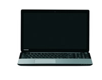 "Toshiba Satellite L50t-A-121 2.6GHz i5-3230M 15.6"" 1366 x 768Pixel Touch screen Argento Computer portatile"