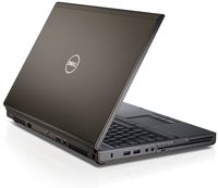 "DELL Precision M4800 2.8GHz i7-4900MQ 15.6"" 1920 x 1080Pixel Argento Workstation mobile"