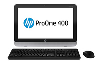 "HP ProOne 400 G1 3GHz i3-4330T 19.5"" 1600 x 900Pixel Touch screen Nero PC All-in-one"