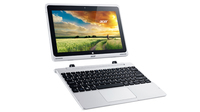 "Acer Aspire Switch 10 1.33GHz Z3745 10.1"" 1366 x 768Pixel Touch screen Bianco Ibrido (2 in 1)"