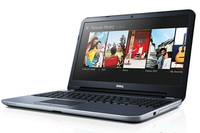 "DELL Inspiron 5537 1.8GHz i7-4500U 15.6"" 1366 x 768Pixel Touch screen Argento Computer portatile"