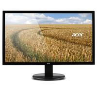 "Acer K2 K272HUL bmiidp 27"" Wide Quad HD Opaco Nero monitor piatto per PC"