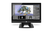 "HP Z1 G2 3.5GHz E3-1246V3 27"" Nero All-in-One workstation"