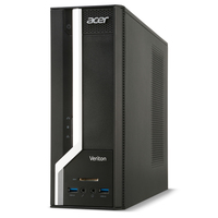 Acer Veriton VX2631G 3.4GHz i3-4130 SFF Nero PC