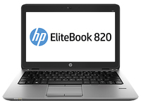 "HP EliteBook 820 G1 2.1GHz i7-4600U 12.5"" 1366 x 768Pixel Touch screen 4G Argento Computer portatile"