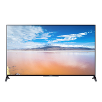 "Sony KD-49X8505B 49"" 4K Ultra HD Compatibilità 3D Smart TV Wi-Fi Nero LED TV"