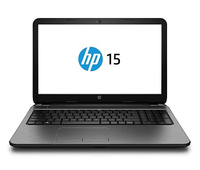 "HP 15-r015dx 1.7GHz i3-4010U 15.6"" 1366 x 768Pixel Touch screen Computer portatile"