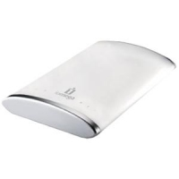 Iomega eGo Portable Hard Drive - 250GB - Ext. 250GB Bianco disco rigido esterno
