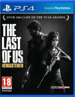 Sony The Last of Us Remastered, PS4 Base + supplemento PlayStation 4 videogioco
