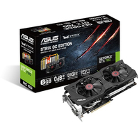 ASUS STRIX-GTX780-OC-6GD5 GeForce GTX 780 6GB GDDR5 scheda video