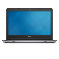 "DELL Inspiron 14 1.7GHz i5-4210U 14"" 1366 x 768Pixel Touch screen Argento Computer portatile"