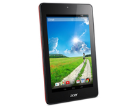 Acer Iconia B1-730HD 8GB Rosso tablet