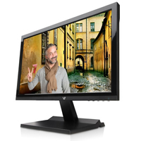 "V7 L19500WS 20"" LED Monitor 16:9"