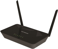 Netgear D1500 Fast Ethernet router wireless