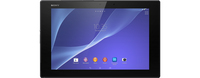 Sony Xperia SGP521 16GB 3G 4G Nero tablet