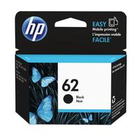 HP 62 Black Original Ink Cartridge 1 pc(s) Standard Yield