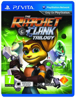 Sony Ratchet & Clank Trilogy Basic PlayStation Vita videogioco