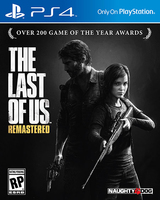 Sony The Last Of Us Remastered, PS4 PlayStation 4 ITA videogioco