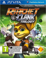 Sony The Ratchet & Clank Trilogy Basic PlayStation Vita Inglese videogioco