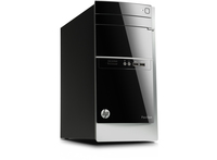 HP Pavilion 500-316no 3.5GHz A8-6500 Microtorre Nero PC