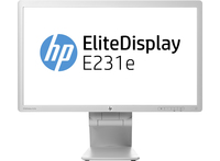 "HP EliteDisplay E231e 23"" IPS Grigio monitor piatto per PC"