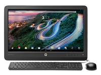 "HP Slate 21 Pro T40S 21.5"" 1920 x 1080Pixel Touch screen Argento PC All-in-one"