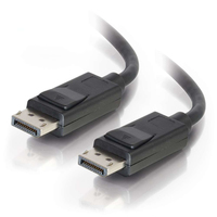 C2G 3.0m DisplayPort M/M 3m DisplayPort DisplayPort Nero