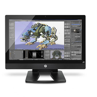 "HP Z1 G2 3.3GHz E3-1226V3 27"" 2560 x 1440Pixel Nero, Argento All-in-One workstation"