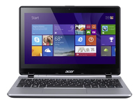 "Acer Aspire V3-111P-27AC 2.16GHz N2830 11.6"" 1366 x 768Pixel Touch screen Grigio Computer portatile"
