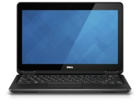 "DELL Latitude E7240 2GHz i5-4310U 12.5"" 1920 x 1080Pixel Touch screen Nero Computer portatile"