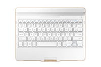 Samsung EJ-CT800 Bluetooth QWERTY Inglese Bianco tastiera per dispositivo mobile